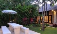 Outdoor Seating Area - Villa Maju - Seminyak, Bali