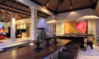 Dining Area - Villa Maju - Seminyak, Bali