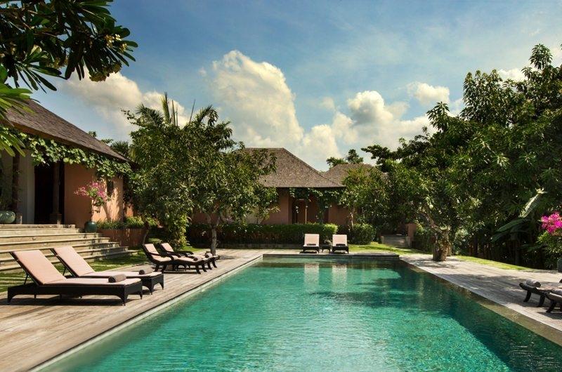 Swimming Pool - Villa Mamoune - Umalas, Bali
