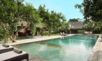 Pool Side - Villa Mamoune - Umalas, Bali
