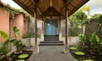 Entrance - Villa Mamoune - Umalas, Bali