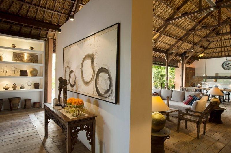 Indoor Living Area - Villa Mamoune - Umalas, Bali