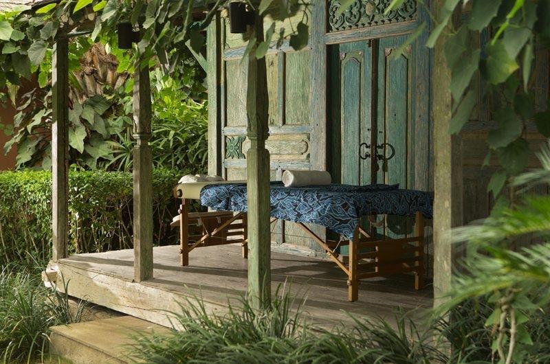 Outdoor Spa - Villa Mamoune - Umalas, Bali