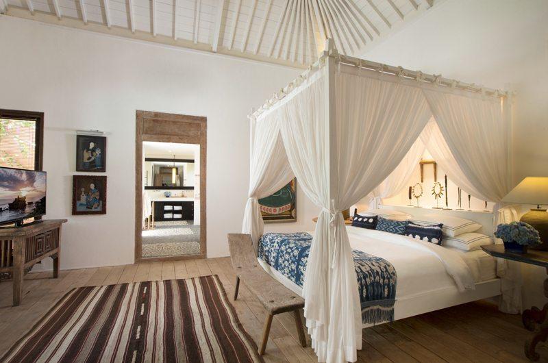 Bedroom with TV - Villa Mamoune - Umalas, Bali