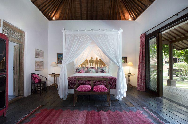 Bedroom with Seating Area - Villa Mamoune - Umalas, Bali