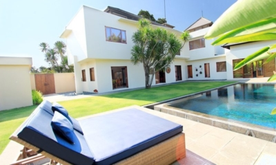 Pool Side - Villa Mandala Sanur - Sanur, Bali
