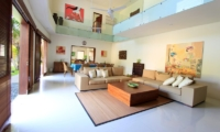 Indoor Living and Dining Area - Villa Mandala Sanur - Sanur, Bali