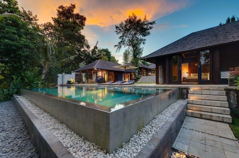 Pool - Villa Mata Air - Canggu, Bali