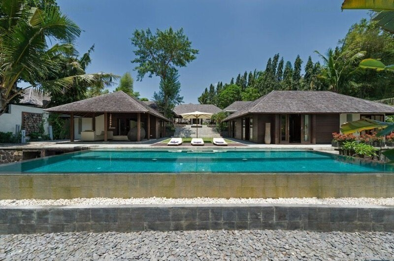 Pool Side - Villa Mata Air - Canggu, Bali