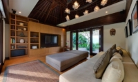 Lounge Area with TV - Villa Mata Air - Canggu, Bali