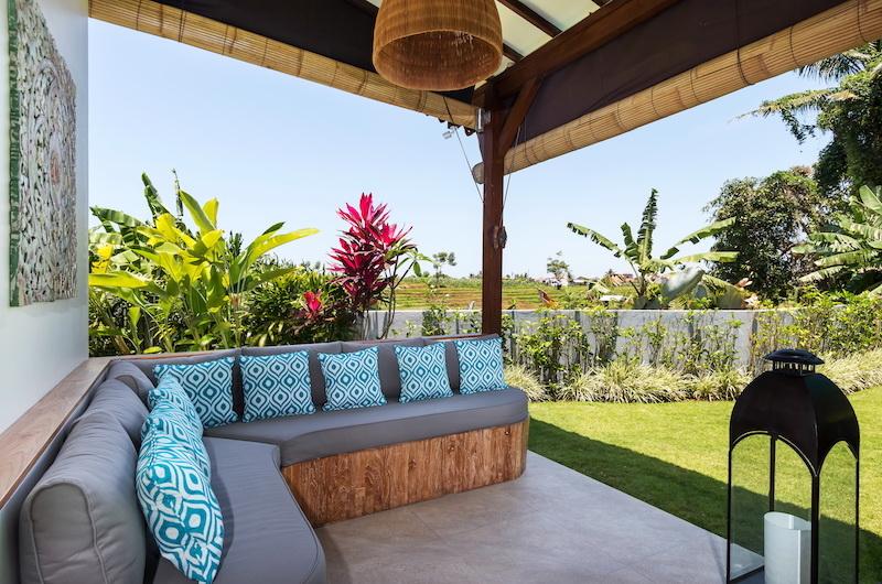 Open Plan Lounge Area - Villa Maya Canggu - Canggu, Bali