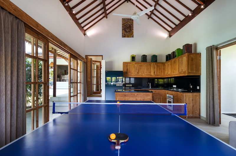 Table Tennis - Villa Maya Canggu - Canggu, Bali