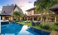 Gardens and Pool - Villa M Bali Seminyak - Seminyak, Bali