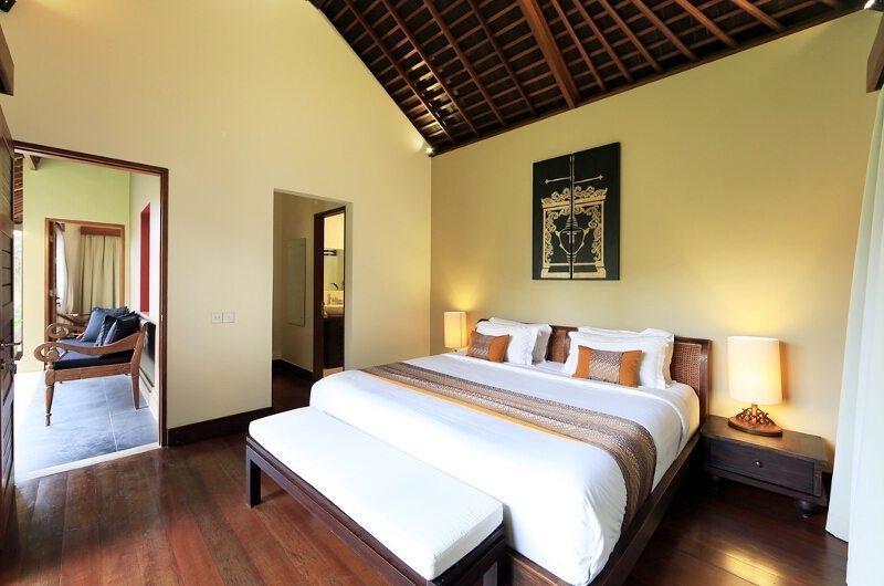 Bedroom with Table Lamps - Villa M Bali Seminyak - Seminyak, Bali