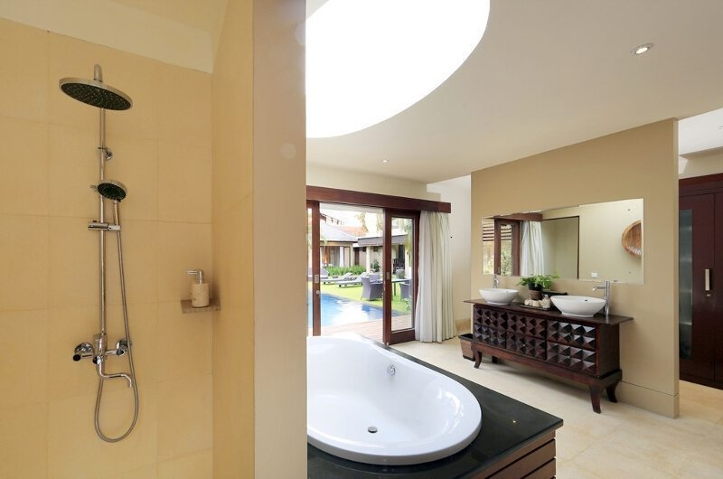 Bathroom with Shower - Villa M Bali Seminyak - Seminyak, Bali