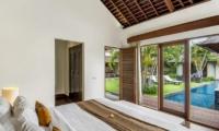 Pool Side Bedroom - Villa M Bali Seminyak - Seminyak, Bali