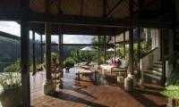 Lounge Area - Villa Melati - Ubud, Bali