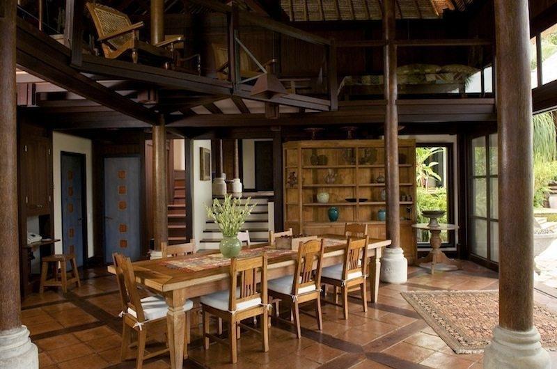 Dining Area - Villa Melati - Ubud, Bali
