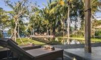 Sun Beds - Villa Melaya - Gilimanuk, Bali