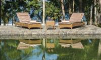 Pool Side - Villa Melaya - Gilimanuk, Bali