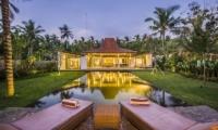 Pool Side Loungers - Villa Melaya - Gilimanuk, Bali