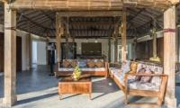 Living Area - Villa Melaya - Gilimanuk, Bali