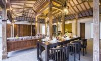 Dining Area - Villa Melaya - Gilimanuk, Bali
