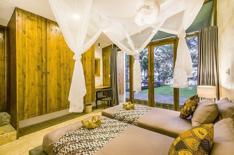 Twin Bedroom - Villa Melaya - Gilimanuk, Bali