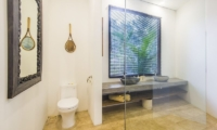 His and Hers Bathroom - Villa Melaya - Gilimanuk, Bali
