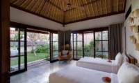 Twin Bedroom with Garden View - Villa Melissa - Pererenan, Bali