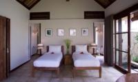 Twin Bedroom - Villa Melissa - Pererenan, Bali