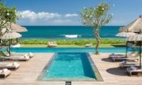 Pool with Sea View - Villa Melissa - Pererenan, Bali