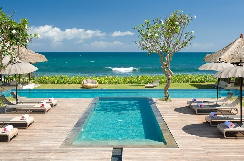 Pool with Sea View - Villa Melissa - Pererenan, Bali