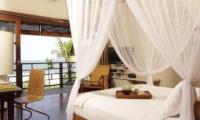Bedroom with Sea View - Villa Melissa - Pererenan, Bali