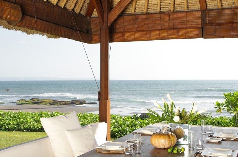 Outdoor Dining - Villa Melissa - Pererenan, Bali