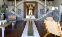 Up Stairs - Villa Melissa - Pererenan, Bali
