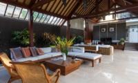 Indoor Living Area - Villa Meliya - Umalas, Bali