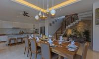 Dining Area - Villa Meliya - Umalas, Bali