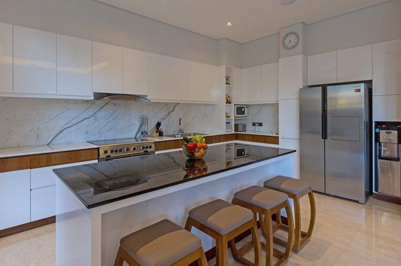 Modern Kitchen - Villa Meliya - Umalas, Bali