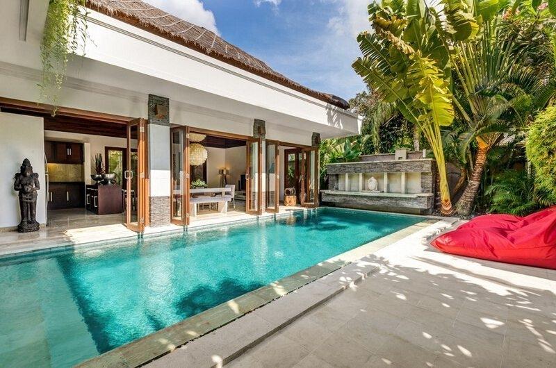 Swimming Pool – The Residence Villa Menari Residence – Seminyak, Bali