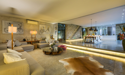 Living and Dining Area - Villa Mikayla - Canggu, Bali