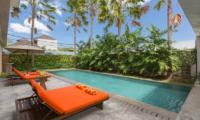 Pool - Villa Mikayla - Canggu, Bali