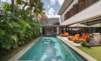 Pool Side - Villa Mikayla - Canggu, Bali