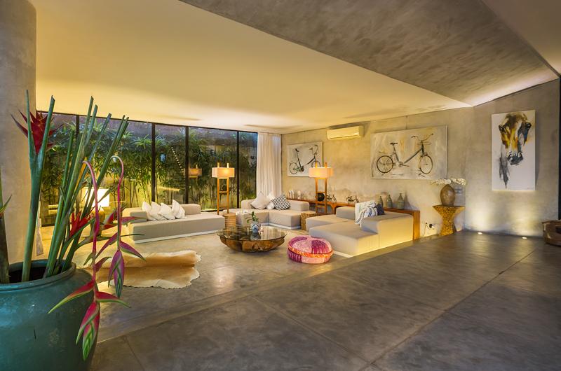 Indoor Living Area - Villa Mikayla - Canggu, Bali