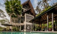Swimming Pool - Villa Naga Putih - Ubud, Bali