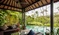 Pool Bale - Villa Naga Putih - Ubud, Bali