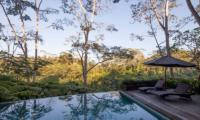 Pool Side - Villa Naga Putih - Ubud, Bali