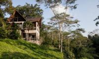 Outdoor Area - Villa Naga Putih - Ubud, Bali