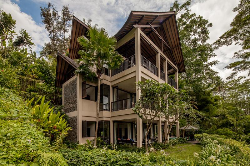 Exterior - Villa Naga Putih - Ubud, Bali