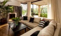 Lounge Area - Villa Naga Putih - Ubud, Bali